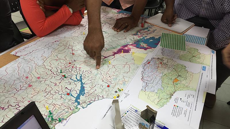 Schéma de Prévention des Risques Inondations