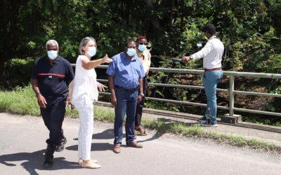 Reportages de la presse sur la campagne de communication «les bons gestes» en cas d'inondation